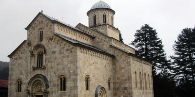 Servisch-orthodox klooster Decan