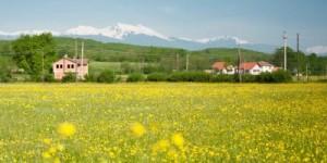 Landschap Kosovo