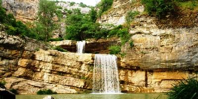 Mirusha watervallen