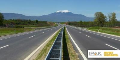 snelweg kosovo