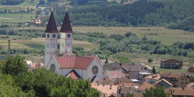 Katholieke Kerk Gjakova