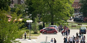straat in kosovo