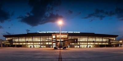 Vliegveld Kosovo