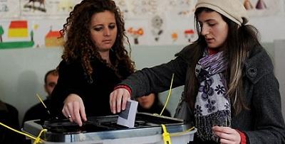 kosovaarse verkiezingen