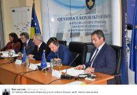 twinning programme persconferentie