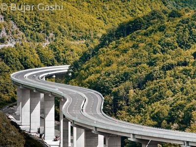 investeren in kosovo is met snelwegen flink gebeurd